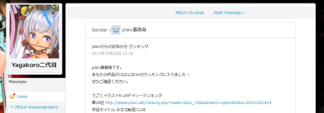 pixiv ranking